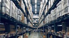 temporary warehouse interiors